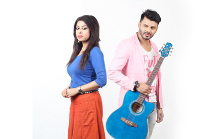"Music Launch of the Upcoming Bengali Film ""Ei Sohore"""