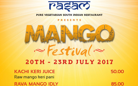 Mango Festival – The Stadel – 20th to 23rd July