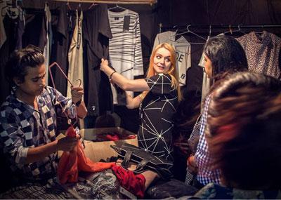The Stadel & Smoke Inc. Introduce Cal Bunka Your Fave Night Bazaar and Music Scene