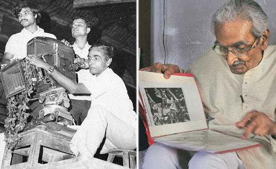 প্রয়াত রামানন্দ সেনগুপ্ত