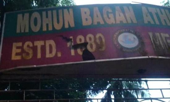 মোহনবাগান তাবুতে ইস্টবেঙ্গলের কর্তারা