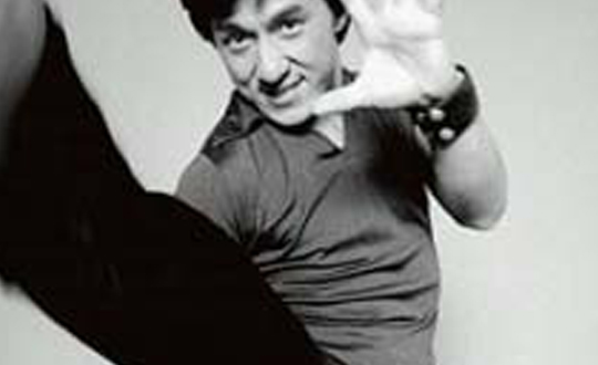 Jackie Chan is back