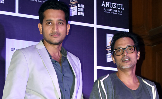 "​Royal Stag Barrel Select Large Short Films presents ""Anukul"" written by Satyajit Ray"