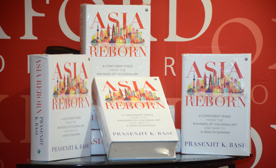 The premiere launch of Asia Reborn