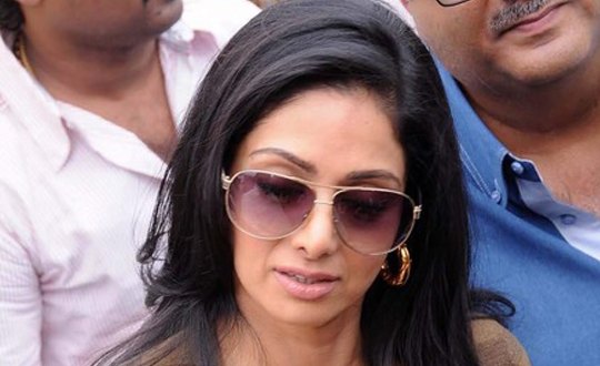 Sridevi is Now Mother-in-Law