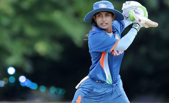 Mithali Raj Got sports woman of the year award