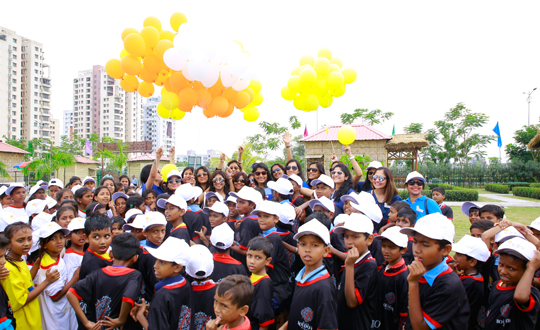 Siddhi Charitable Trust Organised Fundraiser for Children