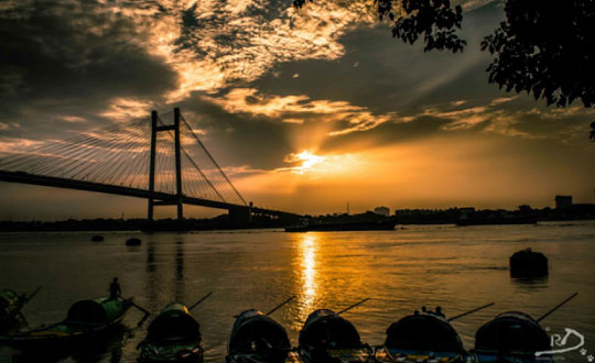 Top 5 Kolkata's Instagram pictures
