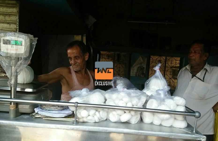 চাহিদা হারিয়ে ধুঁকছে কদমাশিল্প