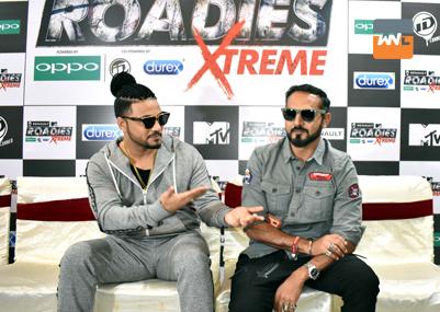 New season of Renault India MTV Roadies Xtreme - What's New Life