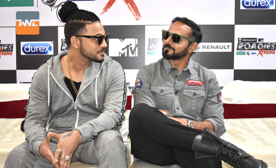 New season of Renault India MTV Roadies Xtreme