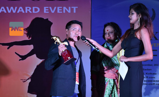 CALCUTTA INTERNATIONAL CULT FILM FESTIVAL AND THE PRESTIGIOUS GOLDEN FOX AWARD CEREMONMY