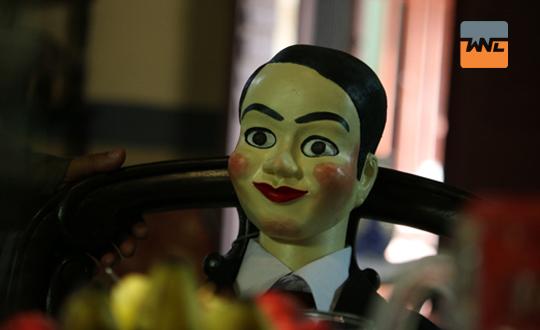 Horror-thriller bengali movie JOJO