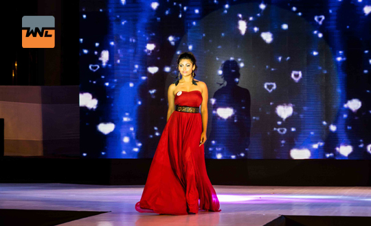 GRAND FINALE OF INDIAN DIVA 2017