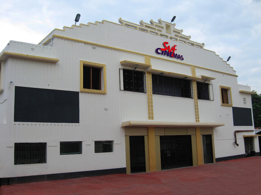 SVF Cinemas Mogra in Hooghly district