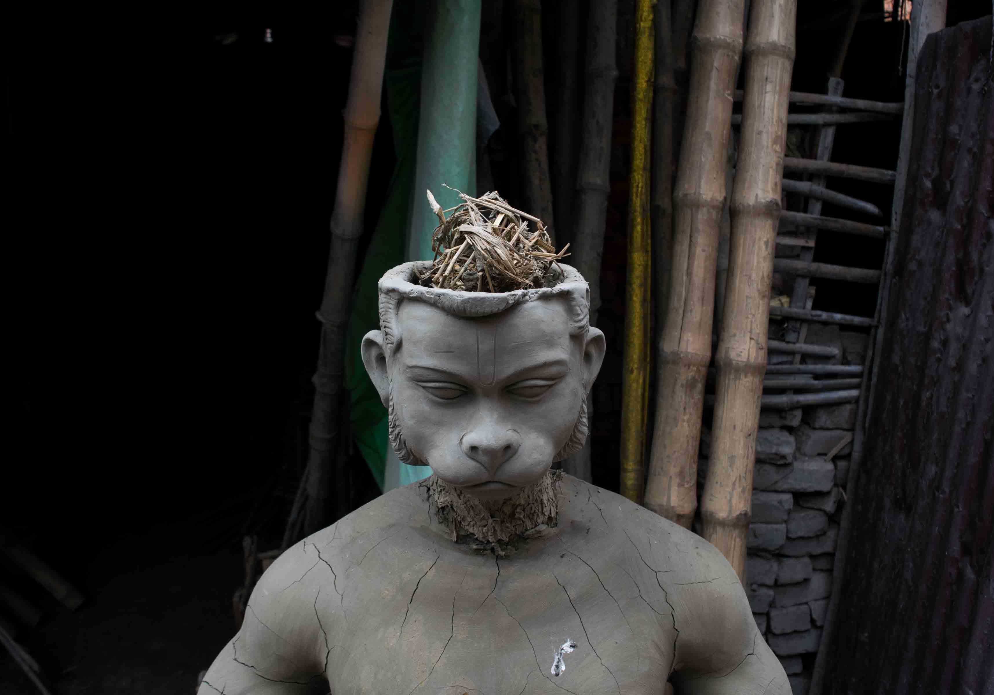 ঘুমন্তপুরী কুমারটুলি