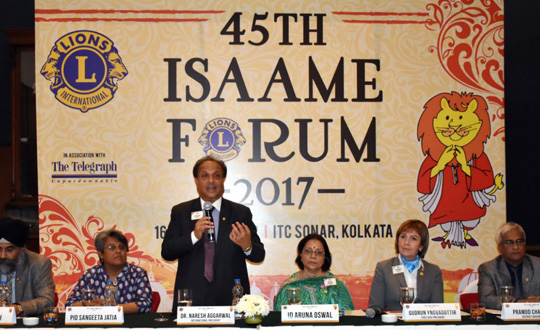 45th ISAAME FORUM 2017