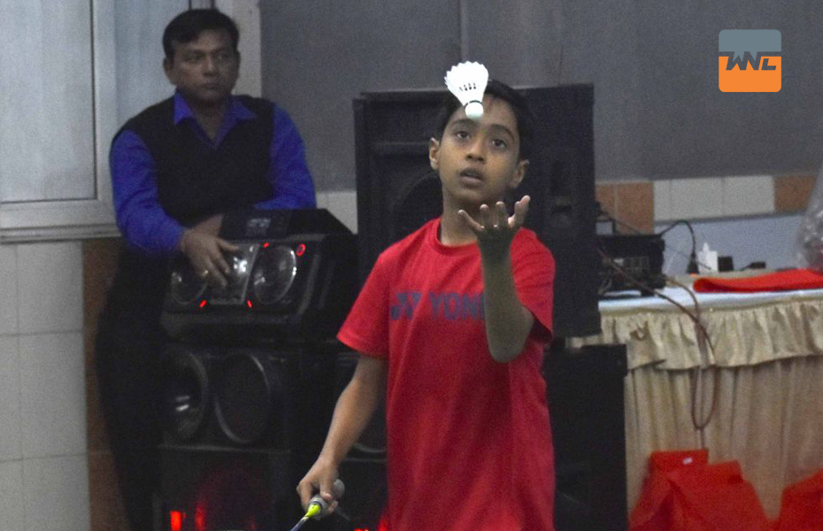The  Bengal Badminton Academy in new formation