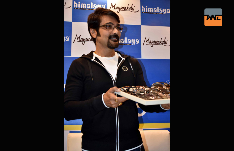 Prosenjit Chatterjee unveiled the Timeless Collection Himalaya Eye Boutique