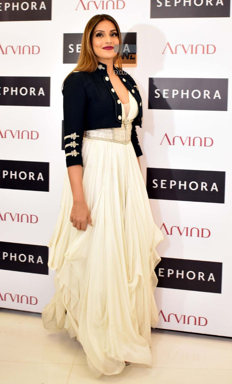 Bipasha Basu Comes to Kolkata with Sephora