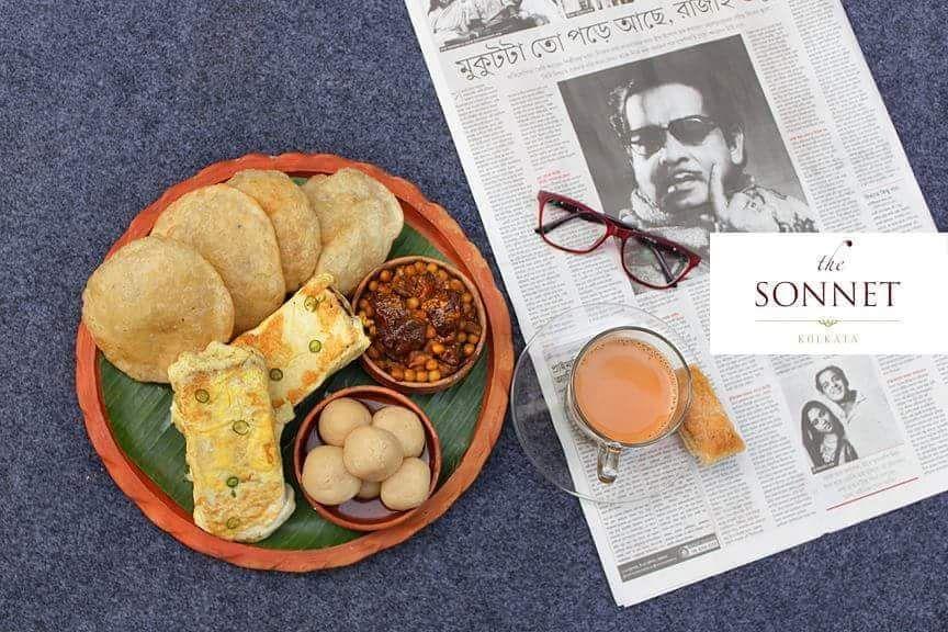 ভরপুর বাঙালিয়ানার ছোঁয়া 'দ্য সনেটের' নতুন জলখাবারে