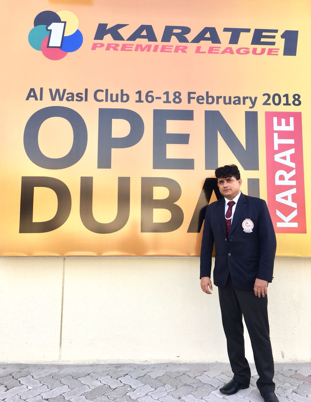 Karate premier League Al wasl Club