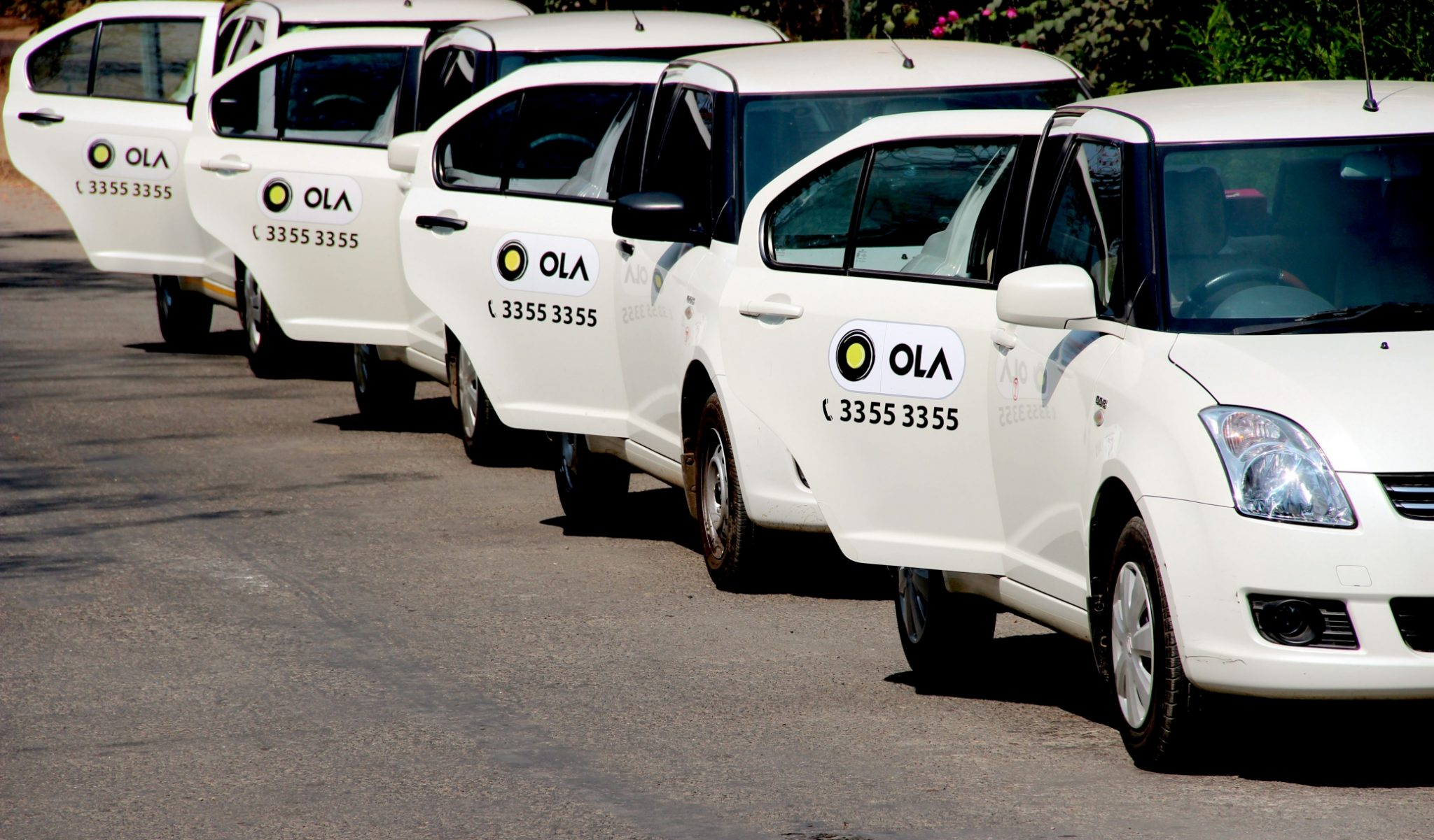 Foodpanda's Indian business will be transferred to Ola