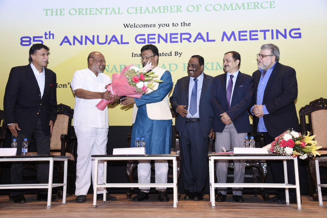 85th Annual General Meeting of The Oriental Chamber of Commerce