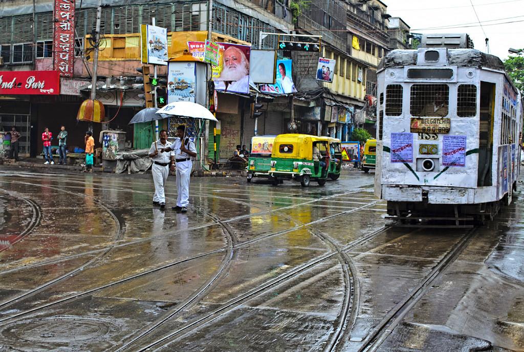 বৃষ্টির অনুকূল পরিস্থিতি তৈরি হয়েছে কলকাতায়