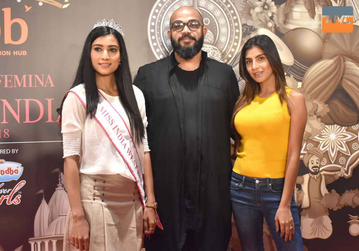 The fbb Colors Femina Miss India 2018