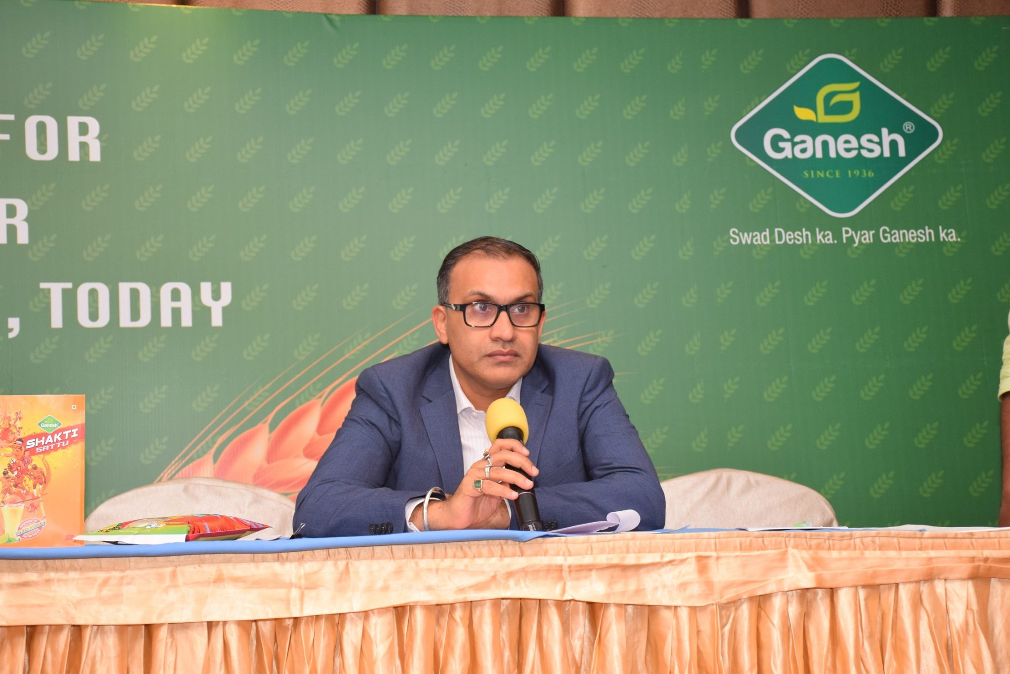 Ganesh Grains Limited announces Plans & New Product Launches