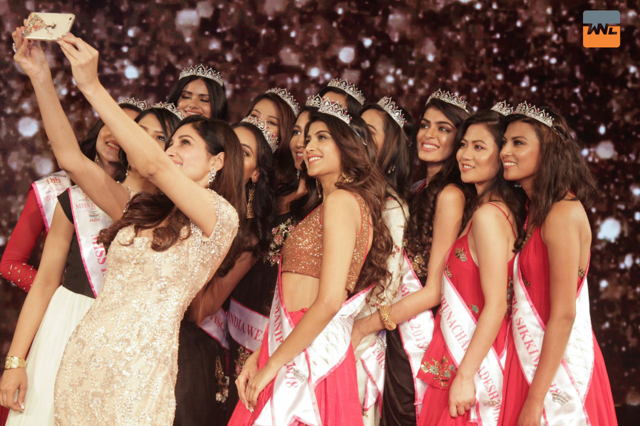 The winners of fbb Colors Femina Miss India East 2018 announced