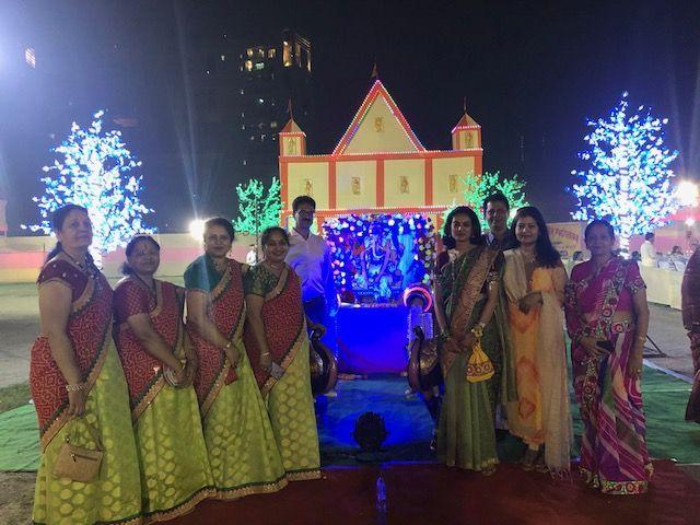 'Purva Kolkata Gangaur Mahotsav' organized by 'Purva Kolkata Maheshwari Samaj'