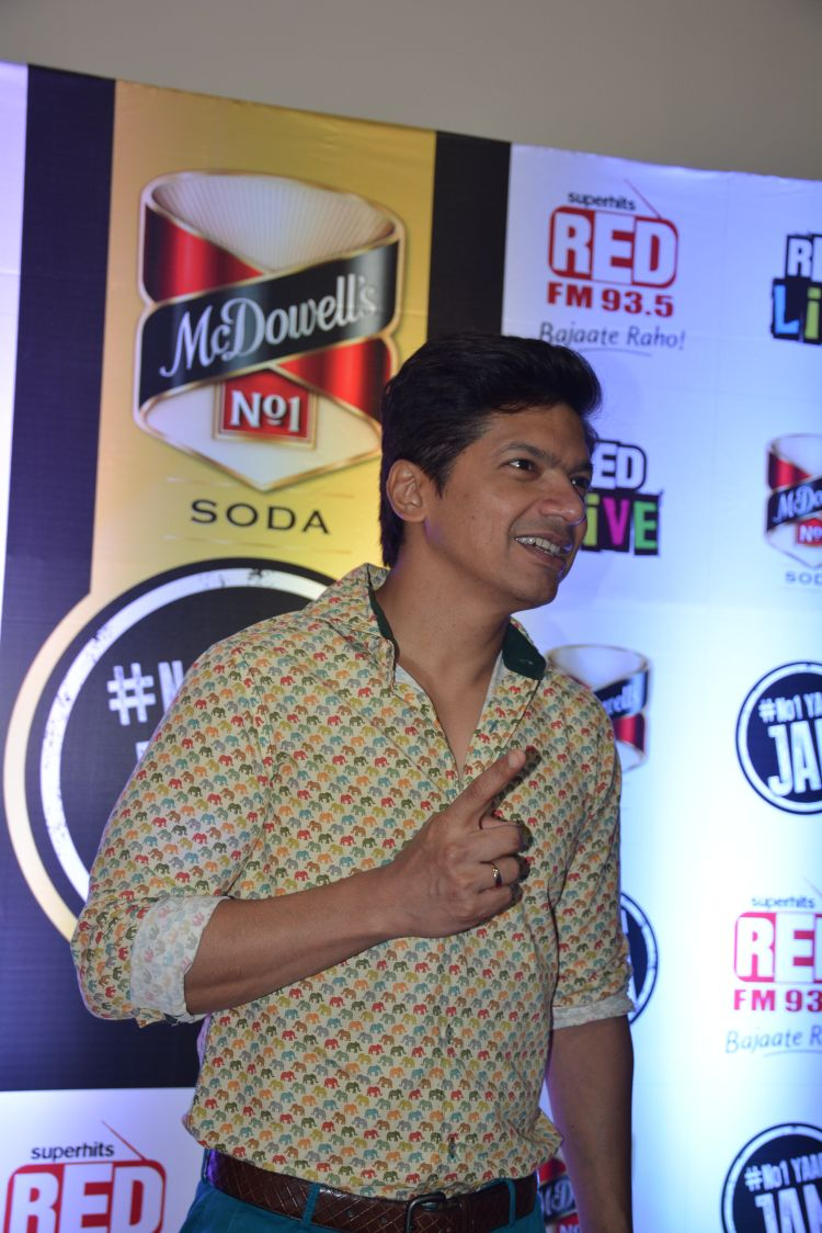 McDowell's No.1 Soda and RED FM bring the No.1 Yaari Jam with Shaan