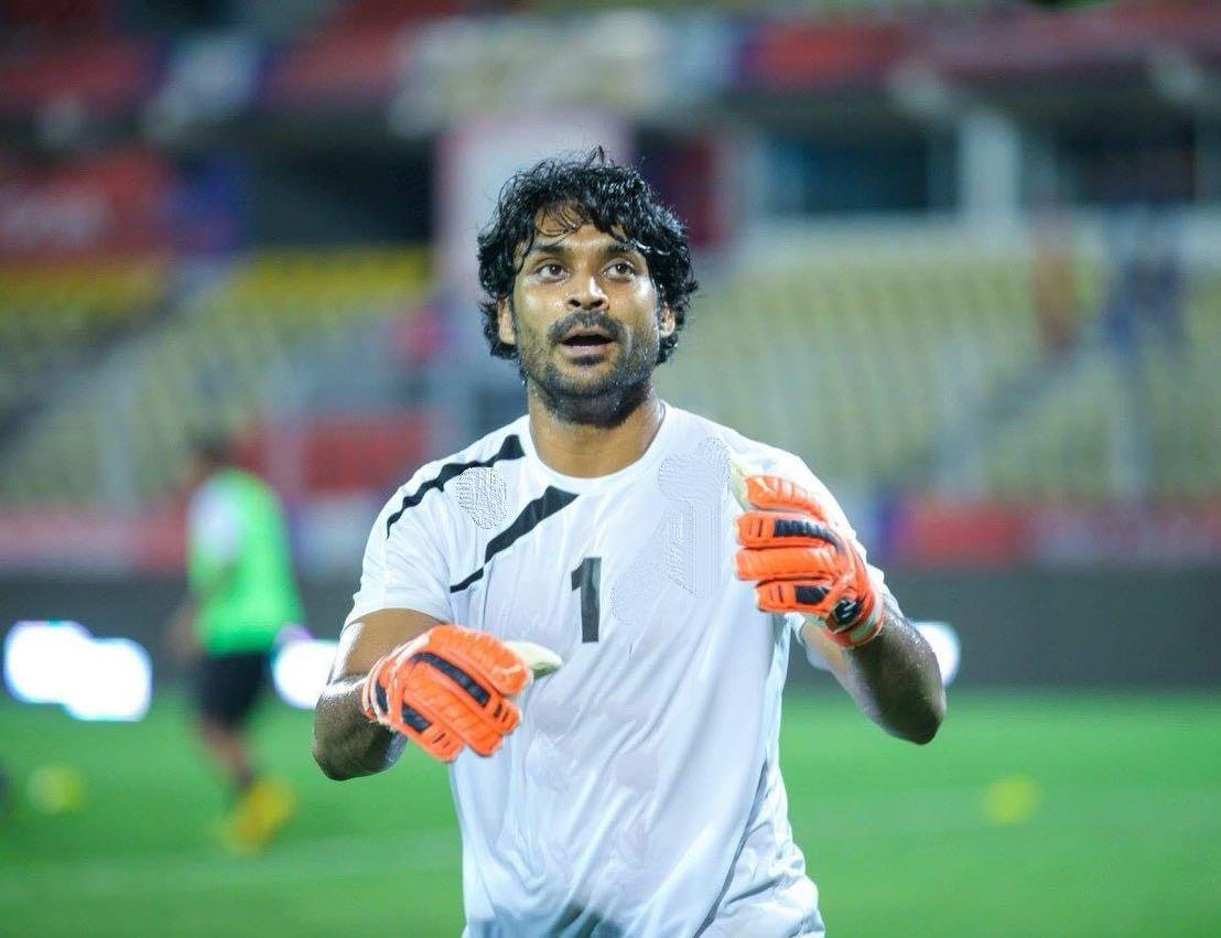 Subhasish Roy Chowdhury signs for Jamshedpur Football Club
