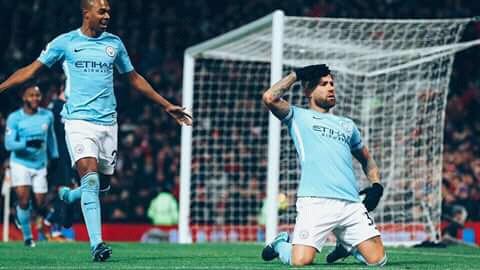 man city won English Premier League