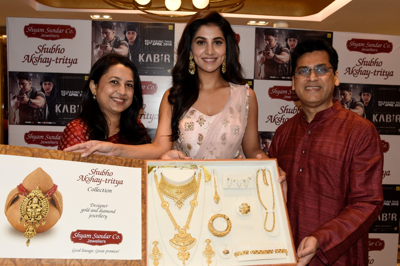 Shyam Sundar Co. Jewellers is all set for its Akshaya Tritiya Collection