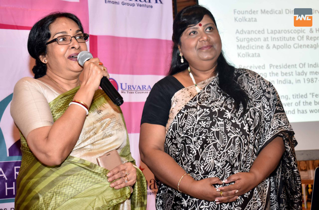 Mamata Shankar launches the inaugural chapter of Urvaraa IVF's