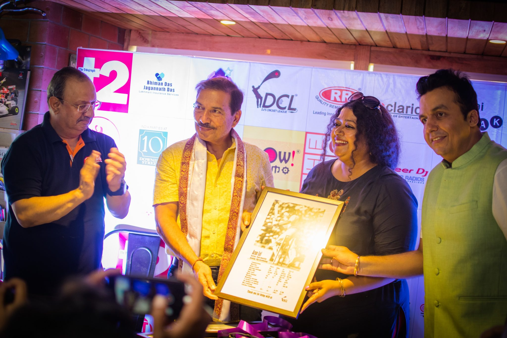 DJ's Cricket League is all set for its second edition