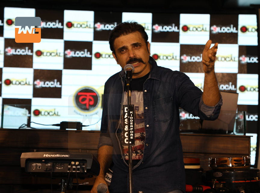 Music launch of 'khajoor pe atke'