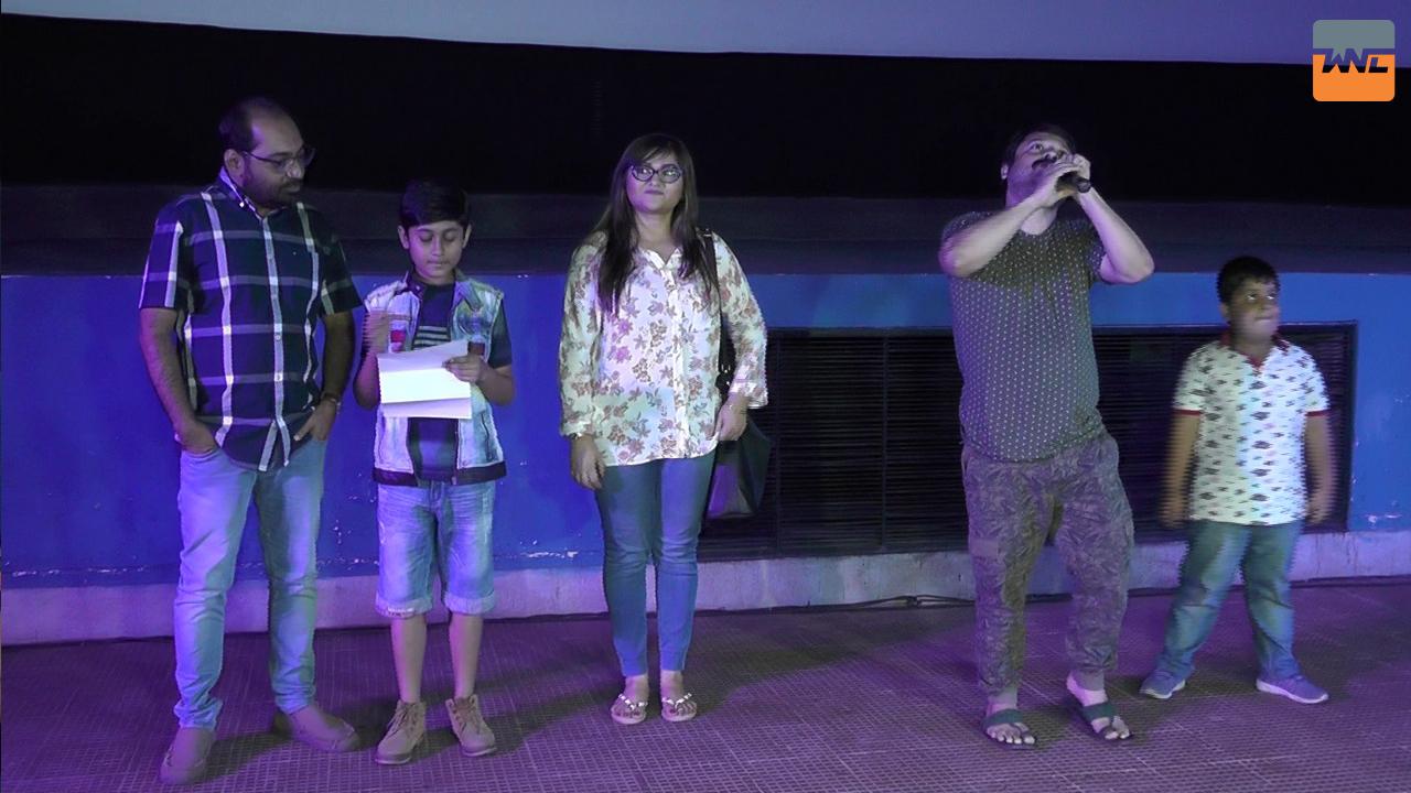 মুক্তি পেল 'হামি'র অপ্রকাশিত গান 'চাচাজি'