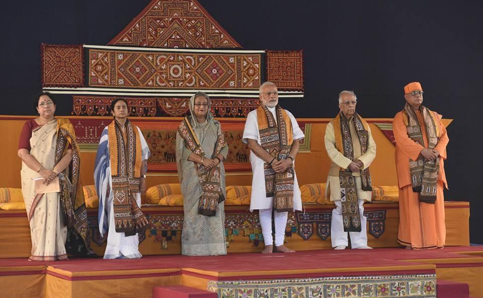 রবীন্দ্রনাথ শুধু ভারতের নয়, বাংলাদেশেরও, জানালেন হাসিনা