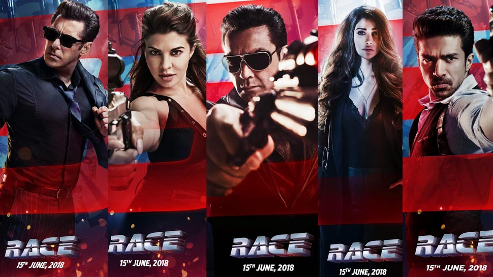 Salman Khan's Race 3 is probably one of the most awaited releases of  2018