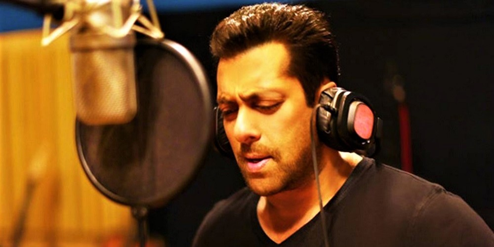 Salman Khan reveals what led him to write the lyrics of Race 3