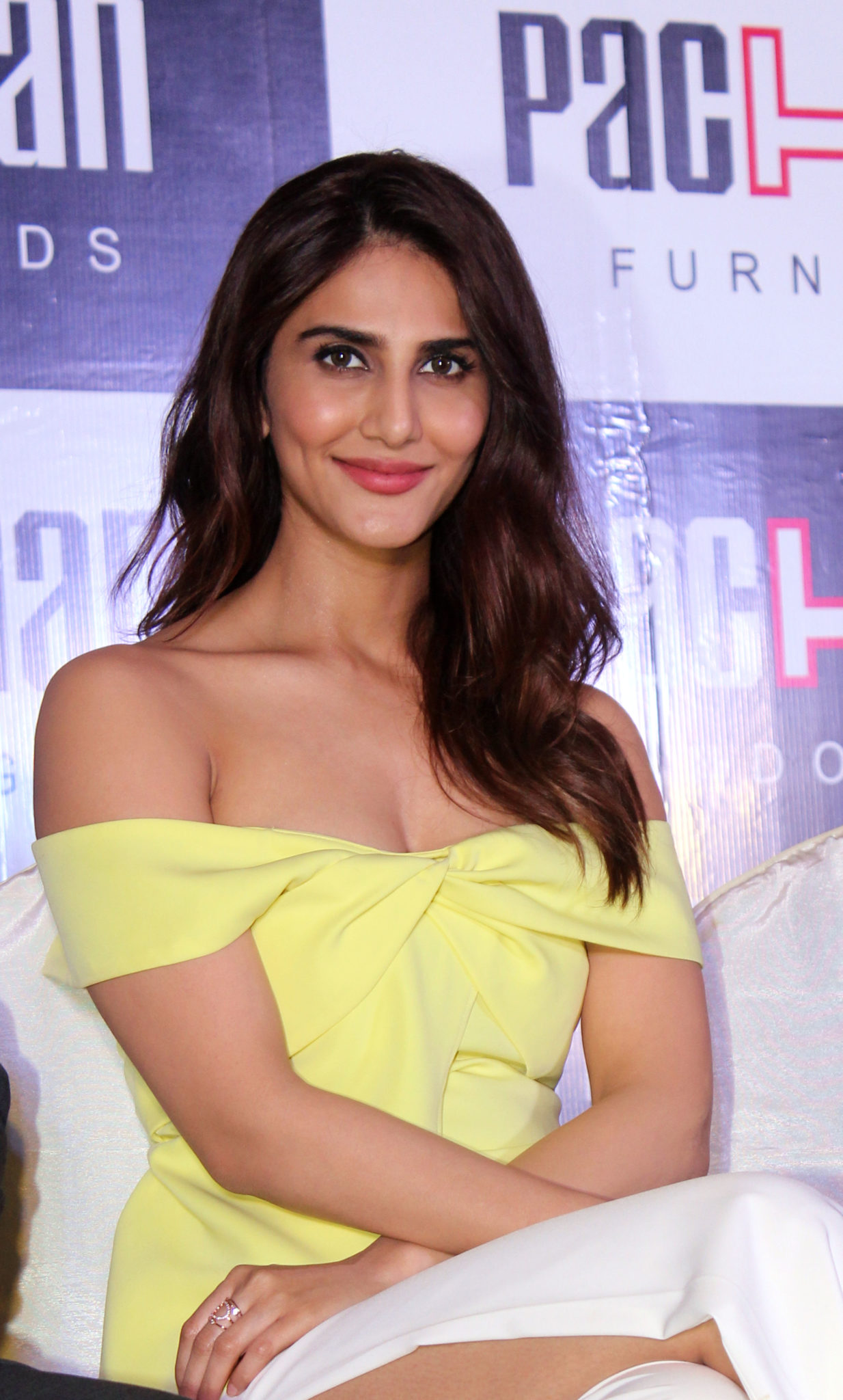 Unveiling of 'packman lifestyle' by vaani kapoor