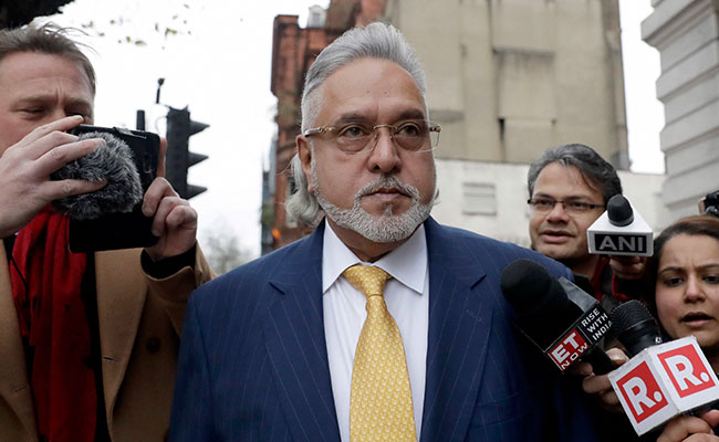 Mallya loses UK lawsuit over $1.55 billion