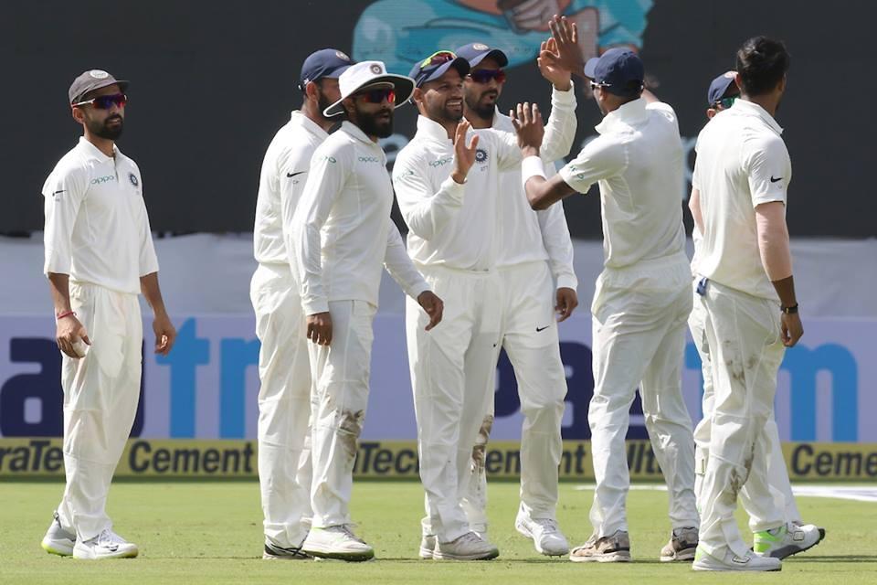 দু-দিনেই টেস্ট জয় ভারতের
