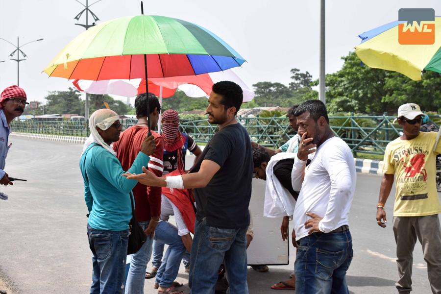 জোর কদমে চলছে পরিচালক সুবীর মণ্ডলের 'শর্টকাট' ছবির শুটিং
