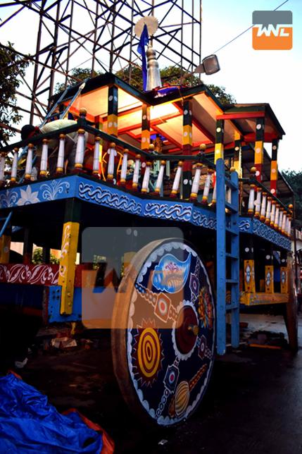 কাল ইসকনের রথে মাতবে শহরবাসী কলকাতা