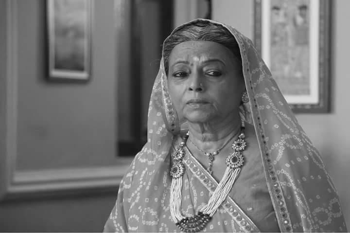 প্রয়াত অভিনেত্রী রিতা ভাদুড়ি